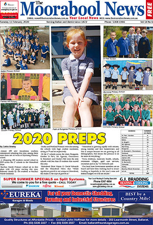 The Moorabool News 11 February 2020