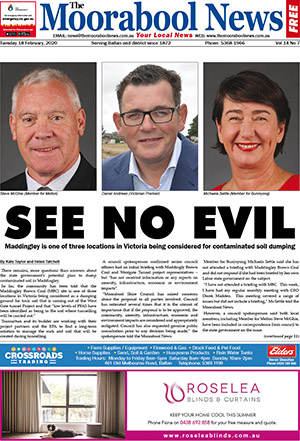 The Moorabool News 18 February 2020