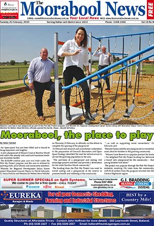 The Moorabool News 25 February 2020