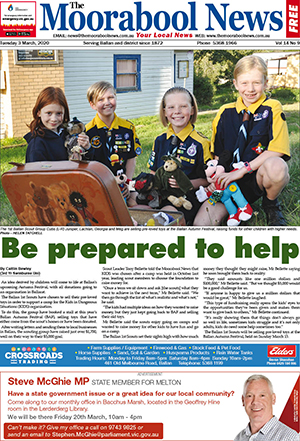 The Moorabool News 3 March 2020