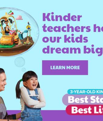 Best Start Best Life 3YO Kinder Ad